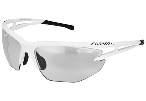 Alpina Twist Five HR S VL+ - Lunettes cyclisme - blanc 2018 Lunettes 8xhmW